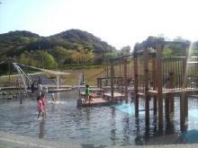 兵庫県立淡路島公園 水の遊び場