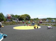 万博公園 万博おもしろ自転車広場