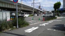 交通科学博物館 駐車場
