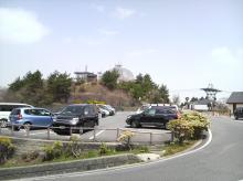 六甲山フィールドアスレチック 駐車場